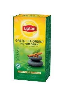Lipton Zaļā aromatizētā tēja ar garšvielām