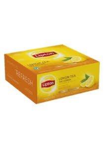 Melnā aromatizētā tēja ar citronu miziņām