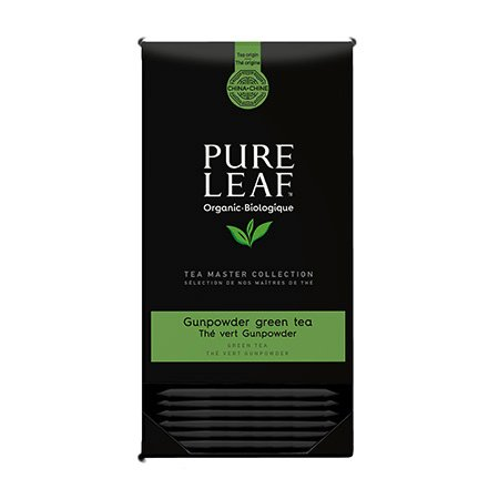 Pure Leaf Zaļā tēja Gunpowder BIO -