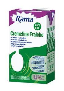 Rama Cremefine Fraiche 24% Paniņu un augu tauku maisījums