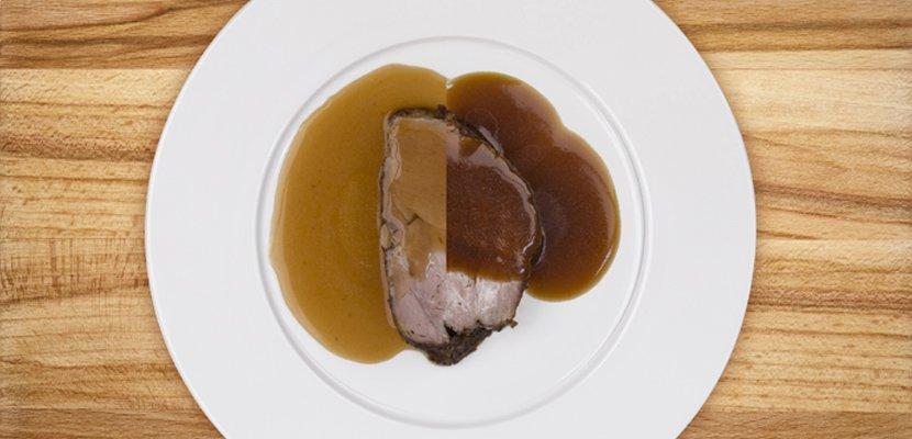 Knorr Gaļas Mērce 1,4 kg - Izteiksmīga ceptas gaļas garša