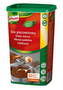 Knorr Gravy Mērce 1,4 kg - Knorr Gravy palīdzēs pagatavot vēlamās intensitātes mērci.