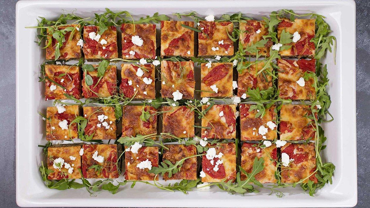 Musaka – tradicionāls grieķu sacepums – Recepte