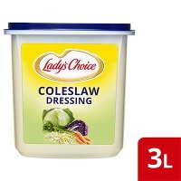 Lady's Choice Sos Salad Coleslaw 3L