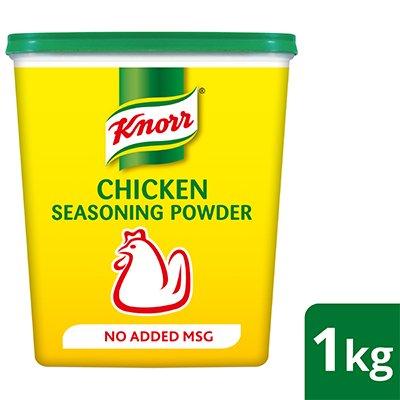 Knorr Serbuk Perisa Ayam Tidak Ditambah MSG 1kg -