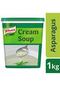 Knorr Sup Asparagus Berkrim 1kg