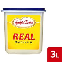 Lady's Choice Mayonis Sebenar 3L