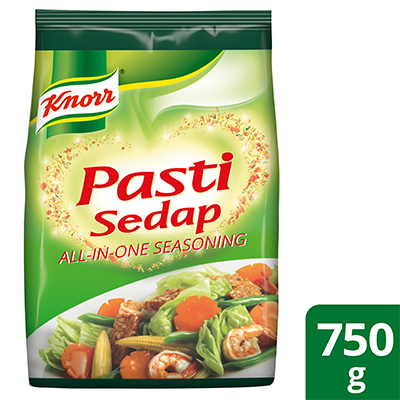 Knorr Pasti Sedap (Penambah Perasa Semua Dalam Satu) 750g