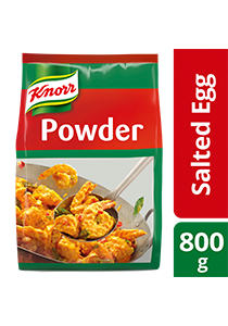 Knorr Serbuk Masakan Telur Masin Keemasan 800g