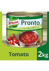 Knorr Sos Tomato Itali Pronto 2kg - Sos Tomato Itali Pronto Knorr sentiasa menjanjikan rasa yang hebat kerana ia diperbuat daripada tomato Itali yang sebenar.