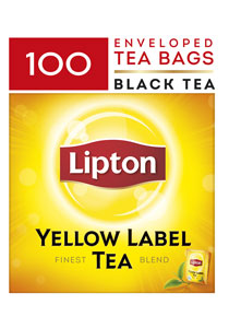 Lipton A100 Uncang Teh Yellow Label 2g
