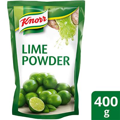 Serbuk Limau Nipis Knorr 400g - Serbuk Limau Nipis Knorr memberikan kesegaran dan rasa limau nipis sebenar dalam setiap sudu.