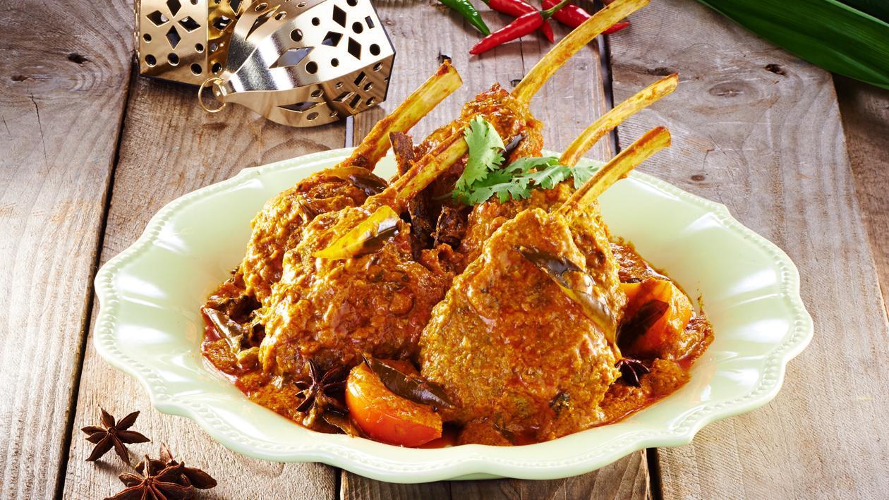 Daging Purba Kuah Karipoley Karipoley Knorr