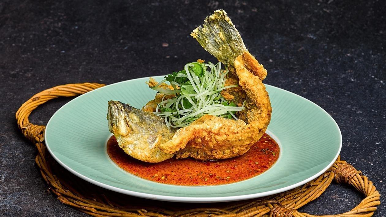 Pattaya Style Crispy Fish