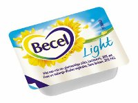 Becel Light 38% Porties 100 x 10 g