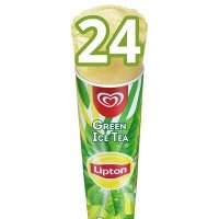 Calippo Ola Waterijs Green Tea | 24 x 105 ml