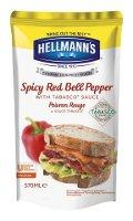 Hellmann's Sandwich Saus Pittige Rode Paprika met TABASCO®