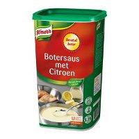 Knorr Botersaus met Citroen