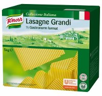 Knorr Collezione Italiana Deegwaren Lasagne Grandi