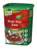 Knorr Rode Wijnsaus