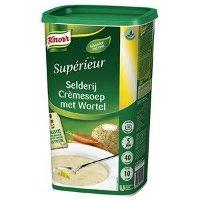 Knorr Supérieur Wortel Selderij Crèmesoep