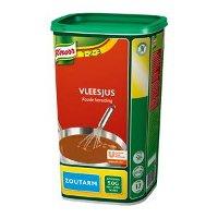 Knorr Vleesjus zoutarm