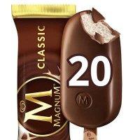 Magnum Ola Ijs Classic | 20 x 120 ml