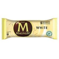 Magnum Ola Ijs White | 20 x 120 ml