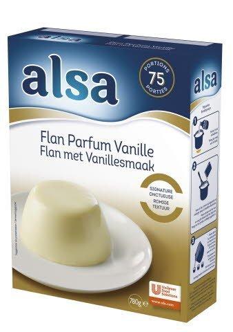 Alsa Flan Vanille  -