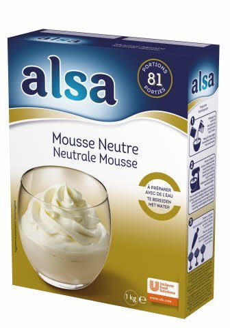 Alsa Neutrale Mousse