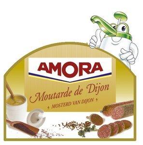 Amora Sauce bar Dijon Mosterd