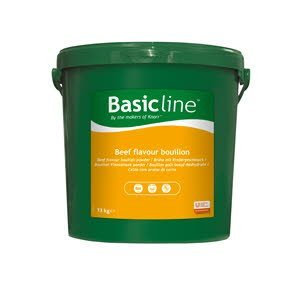 Basicline basis voor vleesbouillon poeder