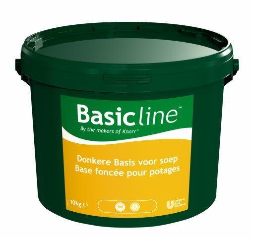 Basicline bouillon donkere basis voor soep