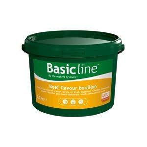Basicline Bouillon Vleessmaak poeder -