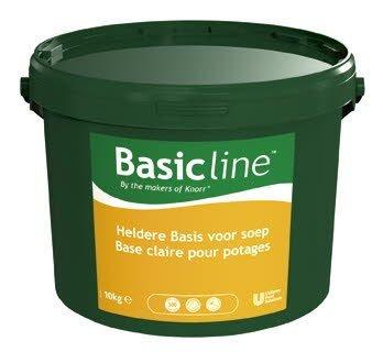 Basicline Heldere basis voor soep