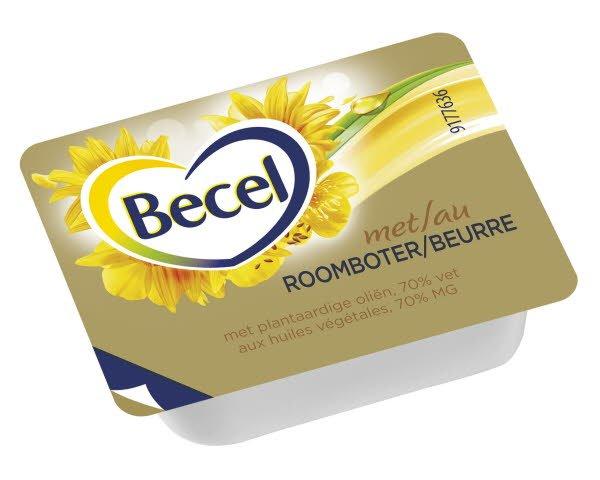 Becel met Roomboter
