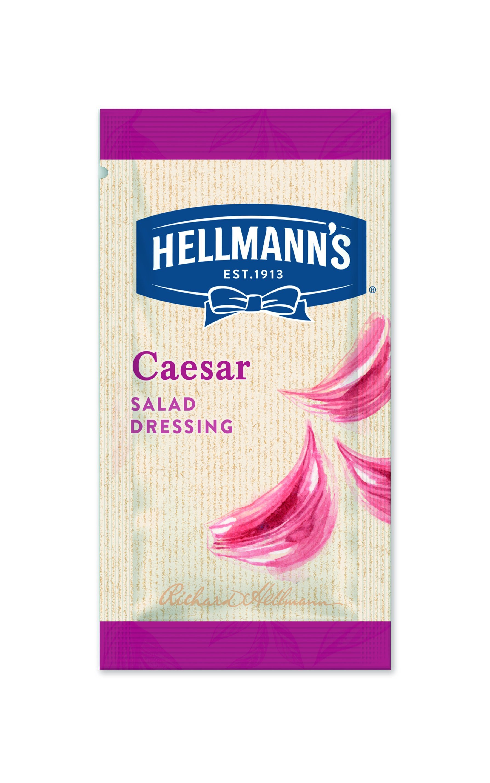 Hellmann's Caesar Dressing 50 x 30 ml -