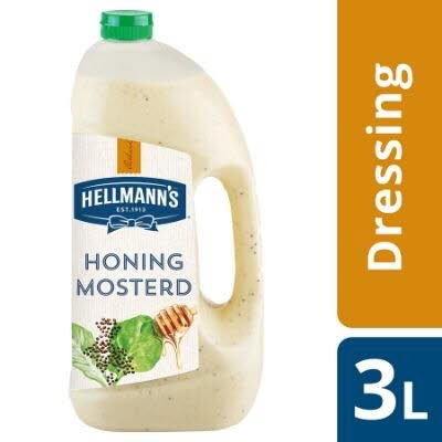 Hellmann's Dressing Honing-Mosterd -