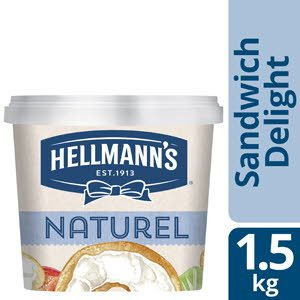 Hellmann's Sandwich Delight Naturel  -