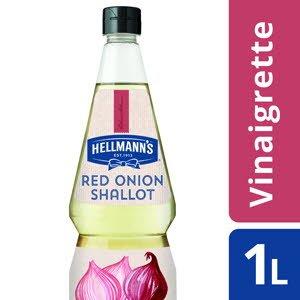 Hellmann's Vinaigrette Sjalot Rode Ui