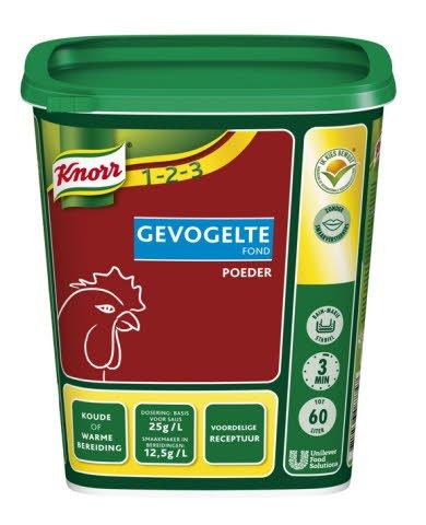 Knorr 1-2-3 Gevogeltefond Poeder