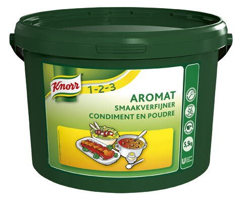 Knorr Aromat Strooikruiding