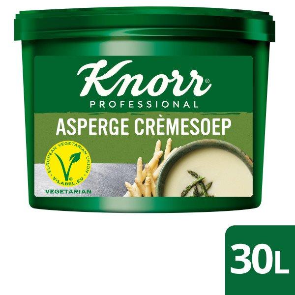 Knorr Asperge Crèmesoep 2.7 kg -
