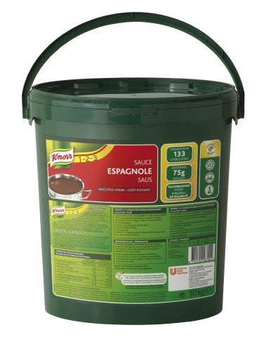 Knorr Basissaus Espagnole Saus