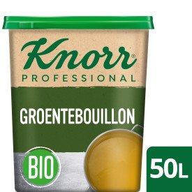 Knorr BIO Bouillon Groenten 1 kg -