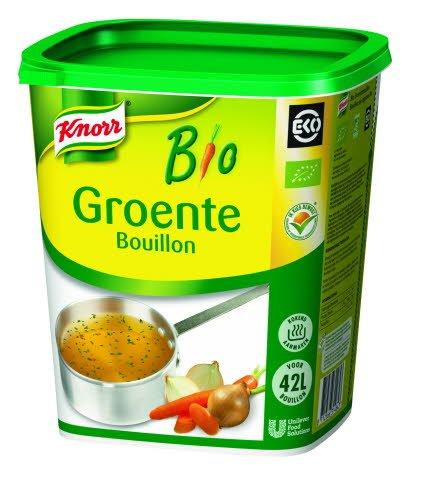 Knorr Bio Groentebouillon Poeder