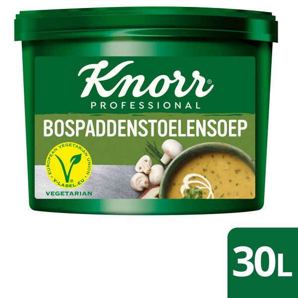 Knorr Bospaddenstoelencrèmesoep 3 kg -