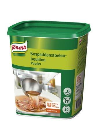 Knorr Bospaddestoelenbouillon Poeder