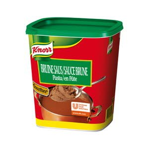 Knorr Bruine Saus Pasta