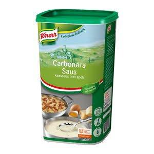 Knorr Carbonara Saus